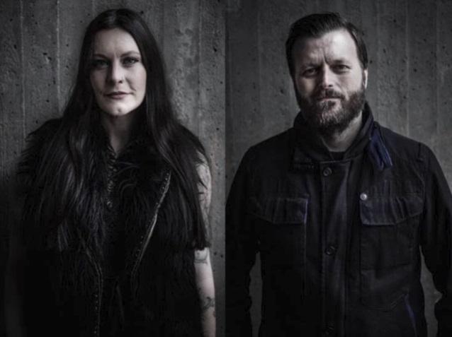 "Nightwish主唱Floor Jansen與Pagan's Mind吉他手Jørn Viggo Lofstad的合作歌曲""While Love Died""發佈 1"