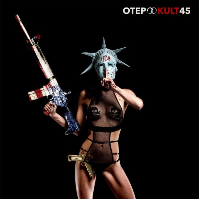Watch Documentary About Making Of OTEP's 'Kult 45' Album