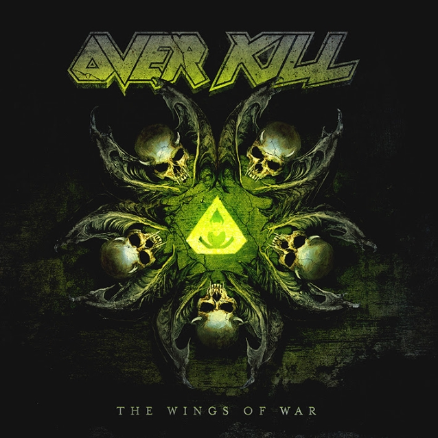 OVERKILL: Lyric Video For New Song 'Head Of A Pin'
