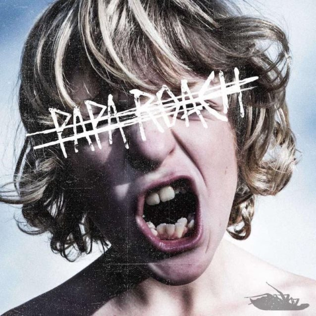 PAPA ROACH To Release 'Crooked Teeth' Album In May; Cover Artwork, Track Listing Unveiled