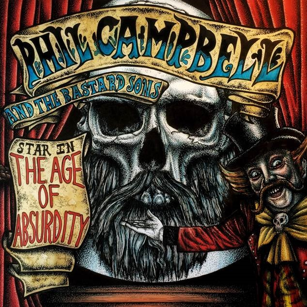 PHIL CAMPBELL AND THE BASTARD SONS: Lyric Video For New Song 'Ringleader'