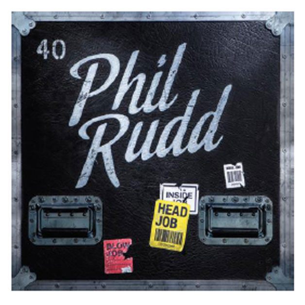 Ac/Dc Drummer Phil Rudd To Release 'Head Job' Solo Album ...