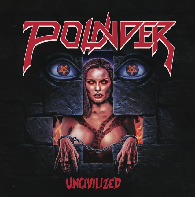 POUNDER Feat  CARCASS, EXHUMED Members: 'Uncivilized' Album Due In