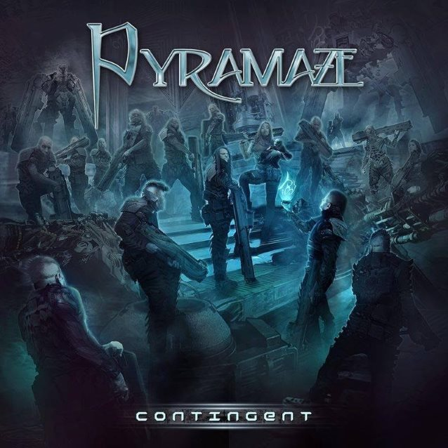 Image result for Pyramaze: Contingent