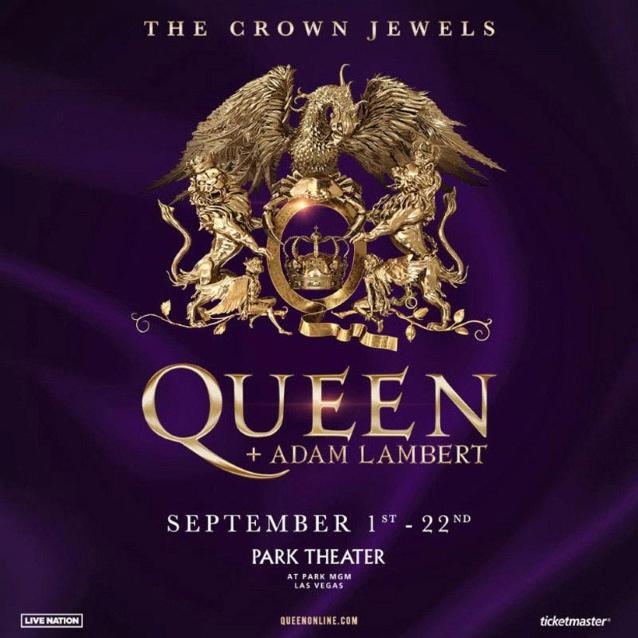 ADAM LAMBERT Pays Tribute To ARETHA FRANKLIN, Talks QUEEN's 'The Crown Jewels' Las Vegas Residency