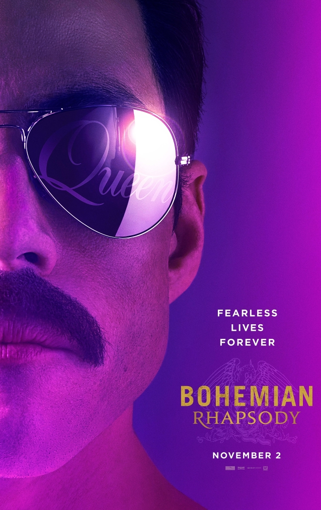 Watch 'We Will Rock You' Clip From Queen Movie 'Bohemian Rhapsody