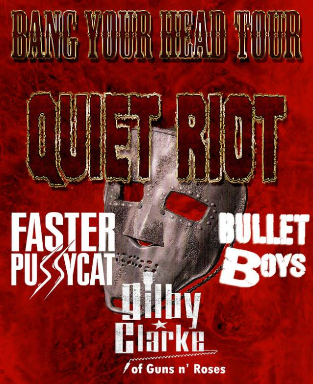 quietriotbangtour