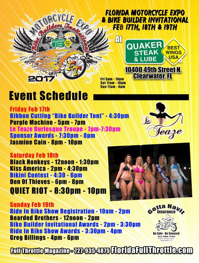 quietriotquakersteakflorida2017poster