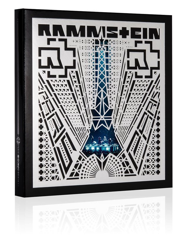 RAMMSTEIN To Release Concert Film 'Rammstein Paris' In May