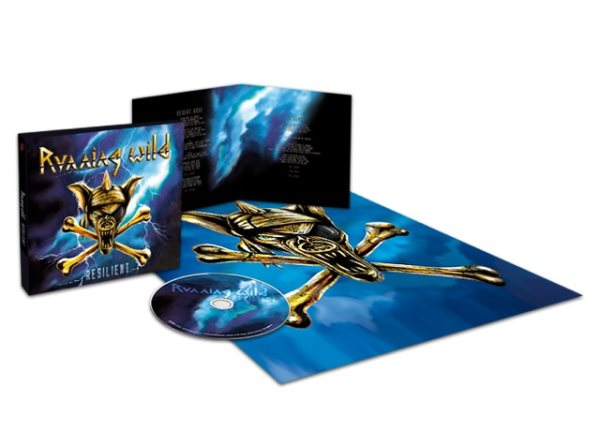 Running Wild - Resilient (digipack limited edition)