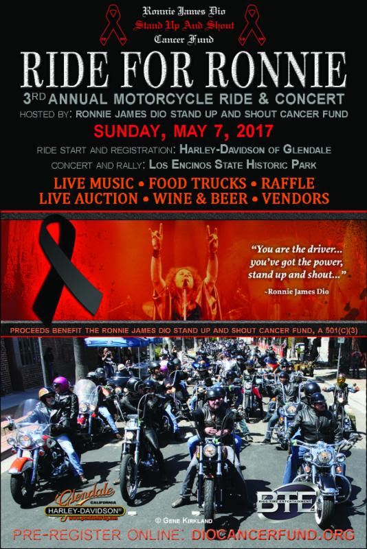 rideforronnie2017eventposter