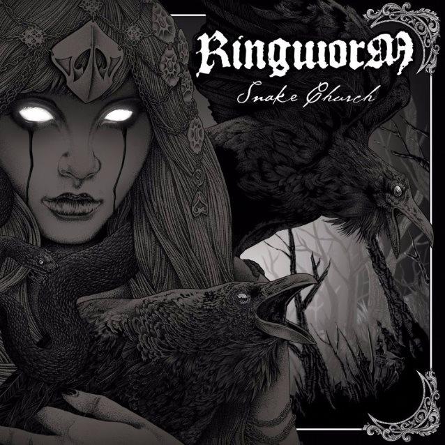 ringwormsnakechurchcd