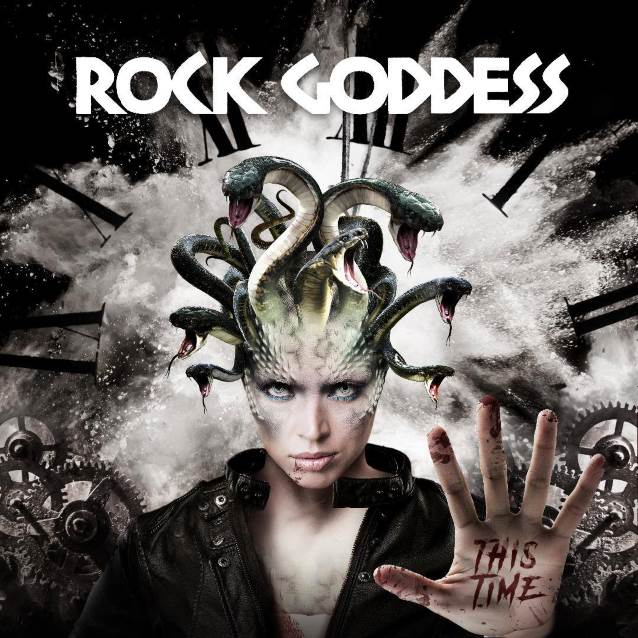 ROCK GODDESS: 'This Time' Cover Artwork Unveiled