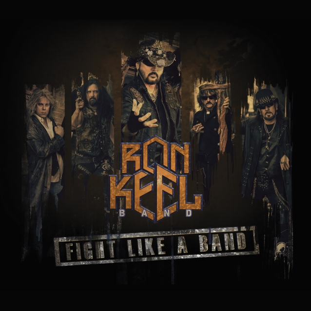 RON KEEL BAND: 'Fight Like A Band' Video