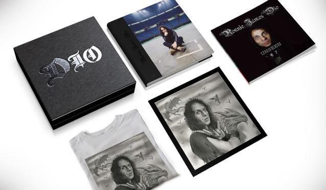 un dio boxset limited edition va sortir. Black Bedroom Furniture Sets. Home Design Ideas