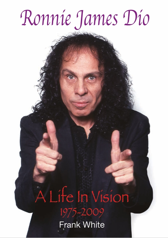 RONNIE JAMES DIO: 'A Life In Vision: 1975 - 2009' Photo Book Due In December