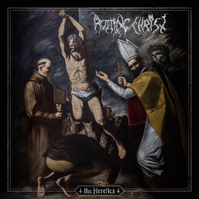 ROTTING CHRIST: Lyric Video For New Song 'The Raven'