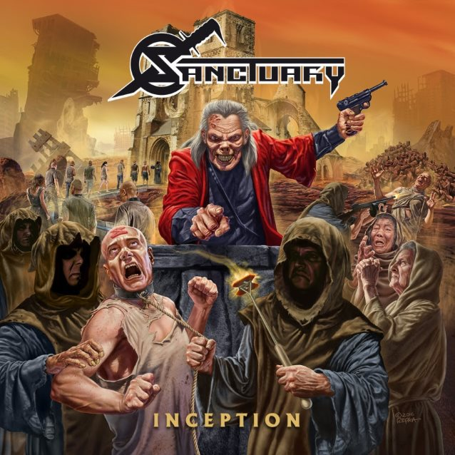 Image result for album art Sanctuary: Inception