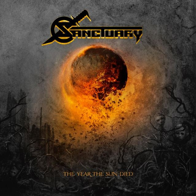 sanctuarytheyearthesundiedcd