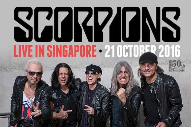 SCORPIONS Singer Says MIKKEY DEE Has Added 'A Fresh Wave Of Energy' To The Band