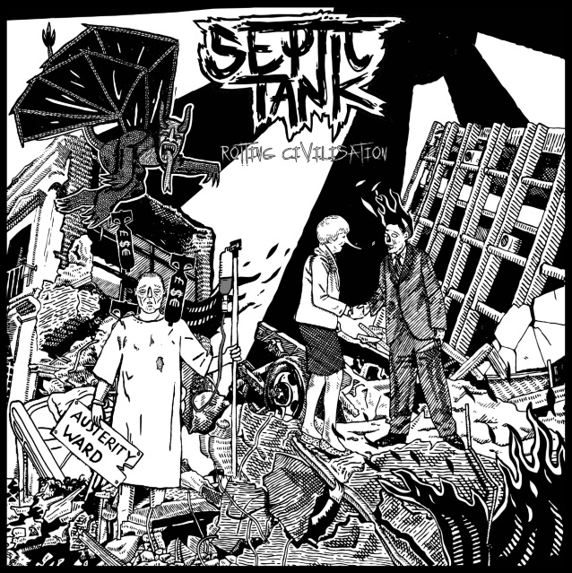 SEPTIC TANK Feat. REPULSION, Ex-CATHEDRAL Members: Listen To 'Treasurers Of Disease' Song