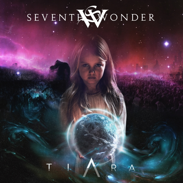 SEVENTH WONDER Feat. KAMELOT Singer TOMMY KAREVIK: Listen To 'The Everones' Song