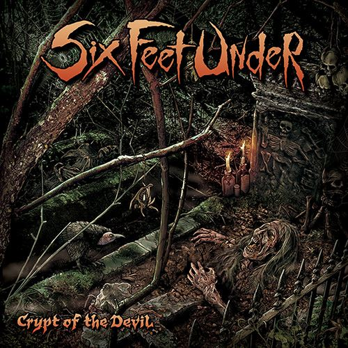 SIX FEET UNDER - Crypt of the Devil [PROMOZ - MAJ du 26 mai 2015] Sixfeetundercryptalbum