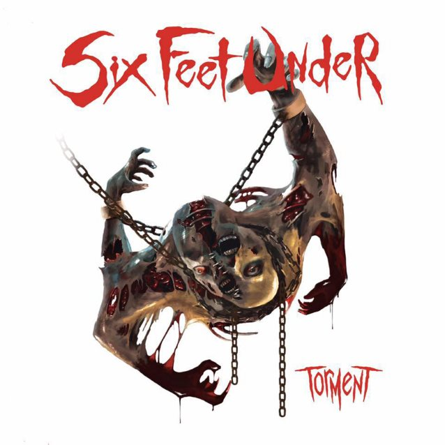 Image result for album art Six Feet Under: Torment