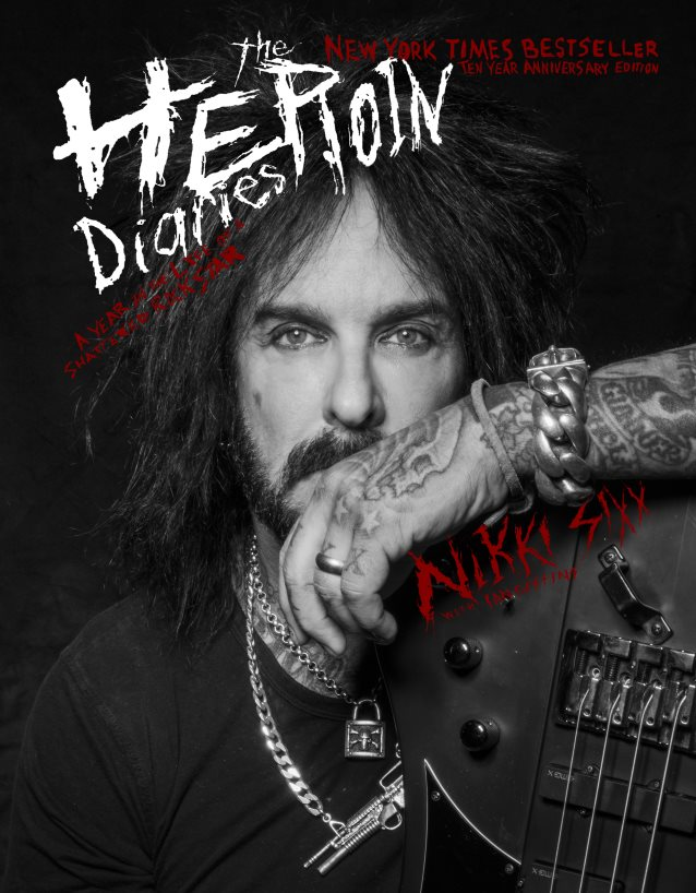 Nikki Sixx Pens Powerful Los Angeles Times Op Ed On His