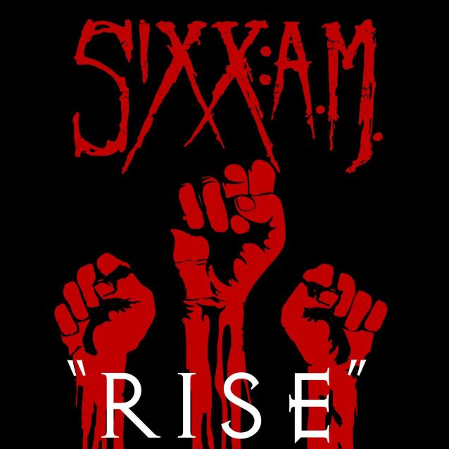 sixxamrisesingle