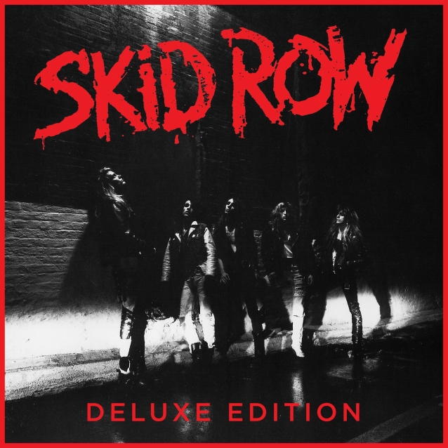 SKID ROW: 30th-Anniversary Reissue Of Debut Album Includes Bonus Studio Track, Live Performance