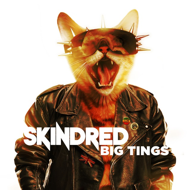 SKINDRED: Lyric Video For 'Big Tings' Title Track