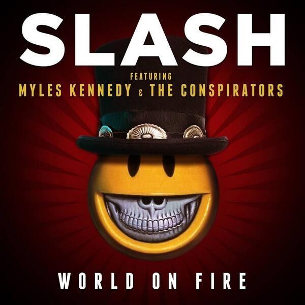 slashworldonfiresinglecover