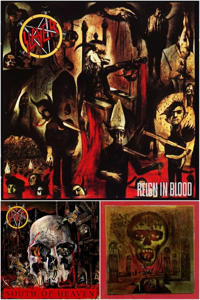Legendary SLAYER Cover Artist LARRY CARROLL Dead At 65