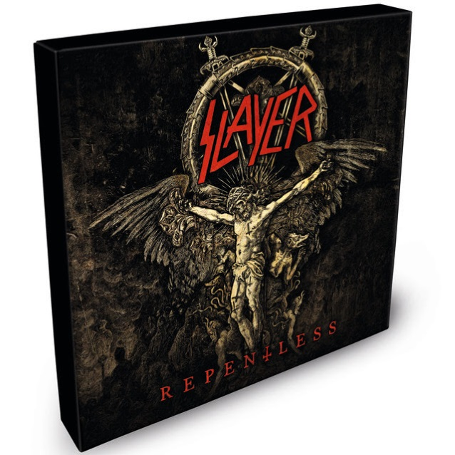 Bloque De Noticias Slayer Tremonti Overkill Sons Of