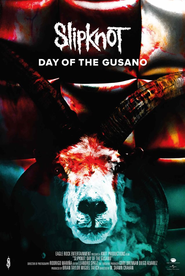 Slipknot: 'The Devil In I' Preview Clip From 'Day Of The Gusano