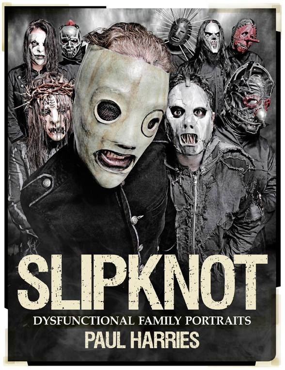 slipknotportraitsbook