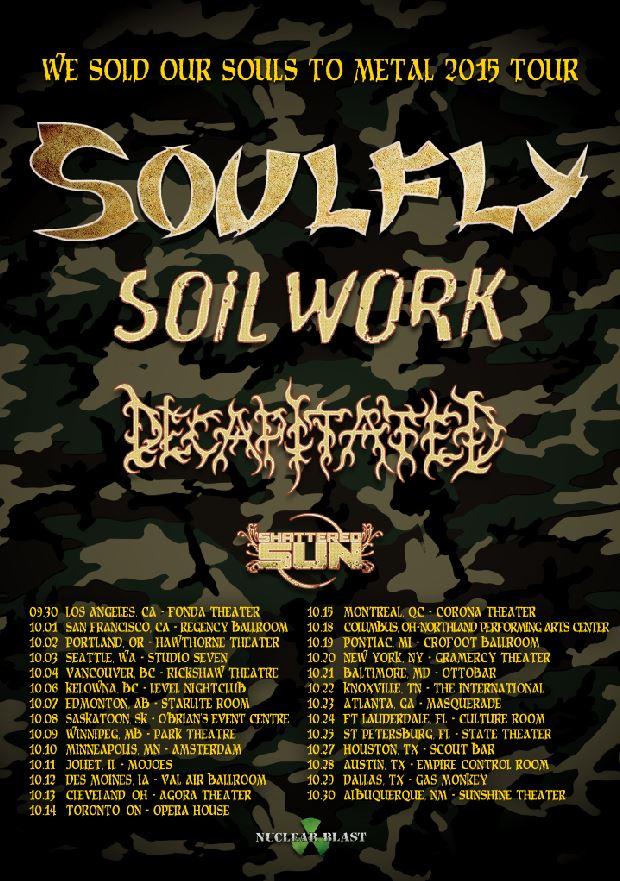 soulflysoilworktour2015