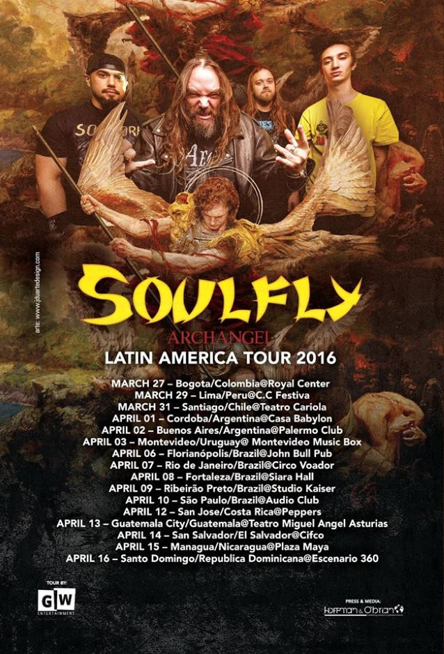soulflysouthamericantour2016poster