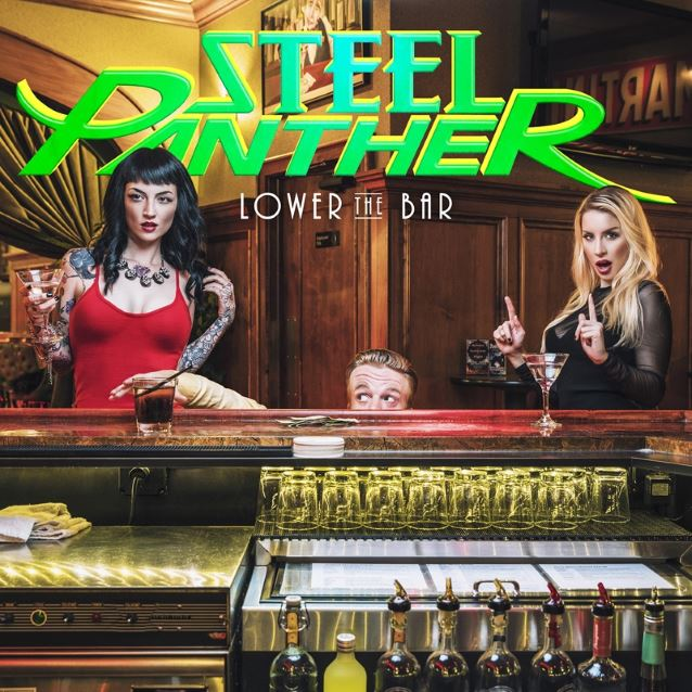 Listen To STEEL PANTHER's Entire New Album, 'Lower The Bar'