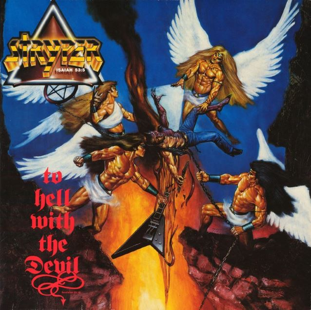 Is There Anything The Devil Can T Rock Lucifer: Stryper To Don Original Yellow And Black Costumes For 'To