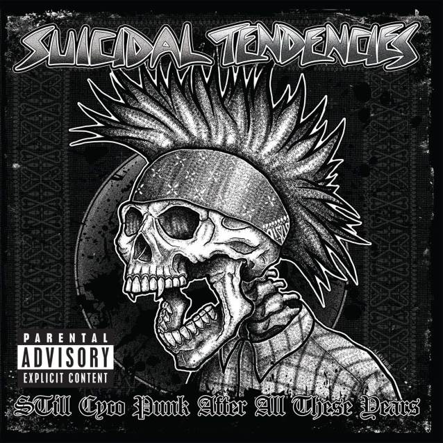 SUICIDAL TENDENCIES - STill Cyco Punk After All These Years (7 septembre 2018) Suicidaltendenciesstillcycopunkaftercd