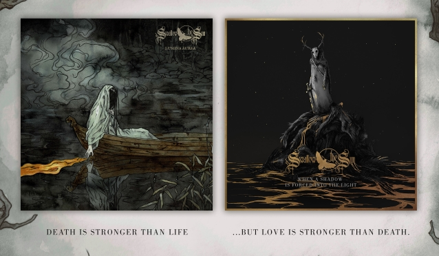 SWALLOW THE SUN To Release 'When A Shadow Is Forced Into The Light' Album In January