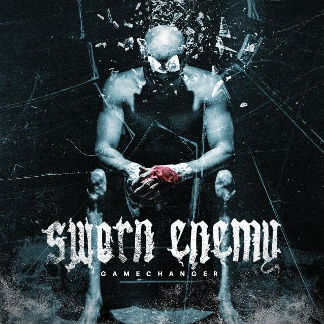 SWORN ENEMY: New ROBB FLYNN-Produced Album 'Gamechanger' Due In April