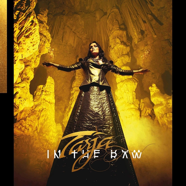 TARJA TURUNEN Says 'In The Raw' Is Her 'Most Personal Album Ever'