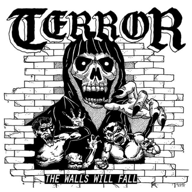 TERROR Releases Video For 'Kill 'Em Off'