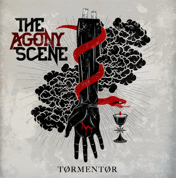 THE AGONY SCENE Returns With New Song And Video, 'Hand Of The Divine'