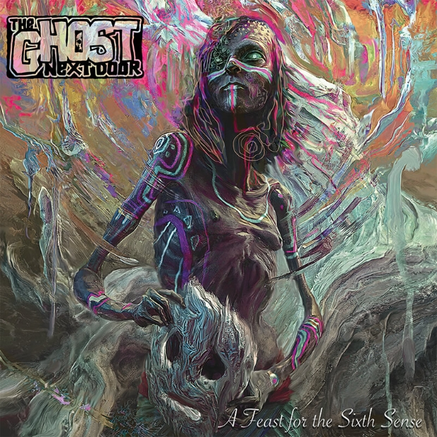 The Ghost Next Door Feat. Ex-skinlab Guitarist Gary Wendt: 'a Feast For The Sixth Sense' Album Due Next Year