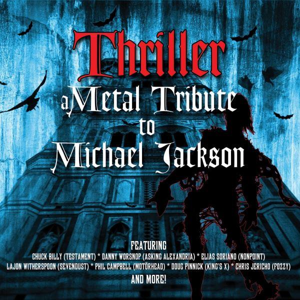 thrillertributecd