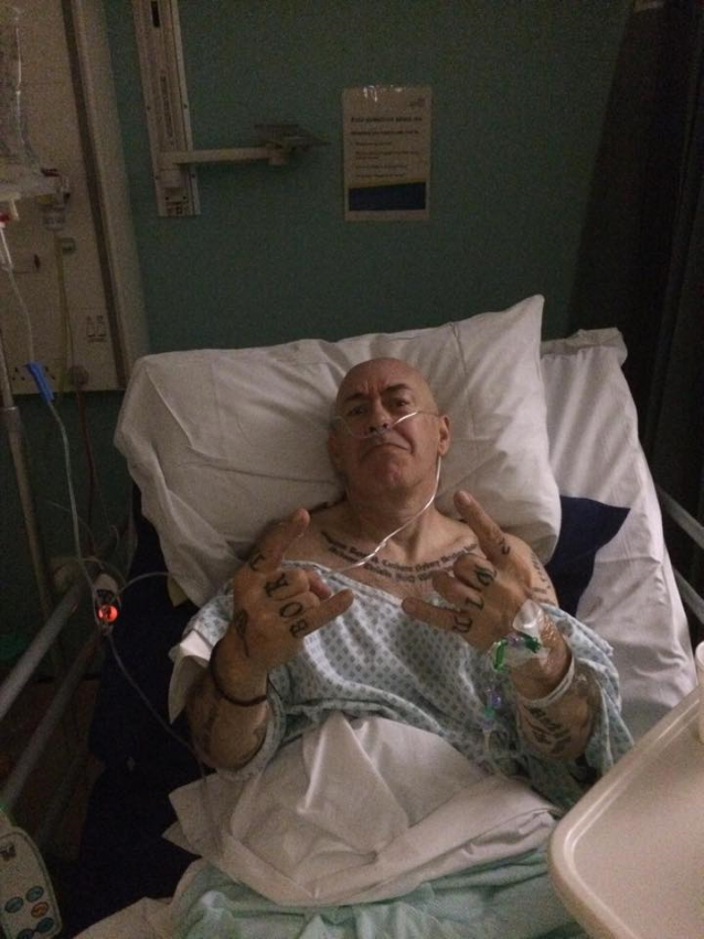 VENOM INC. Frontman Undergoes Long-Overdue Hip Surgery